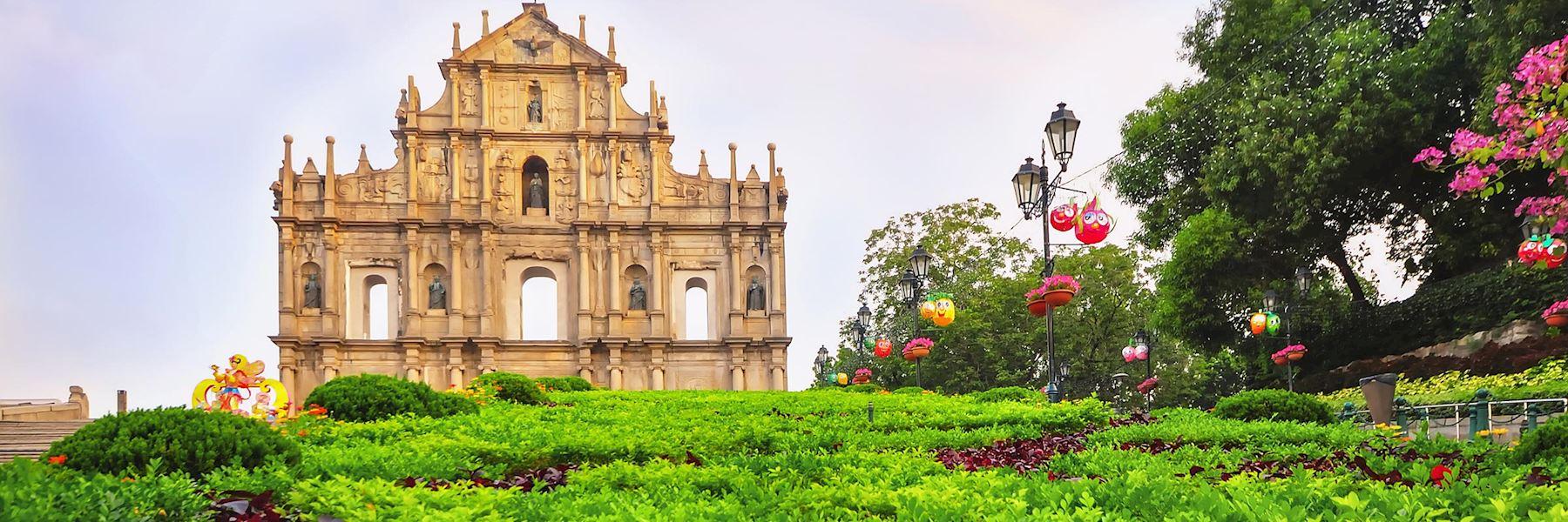 Visit Macau, China