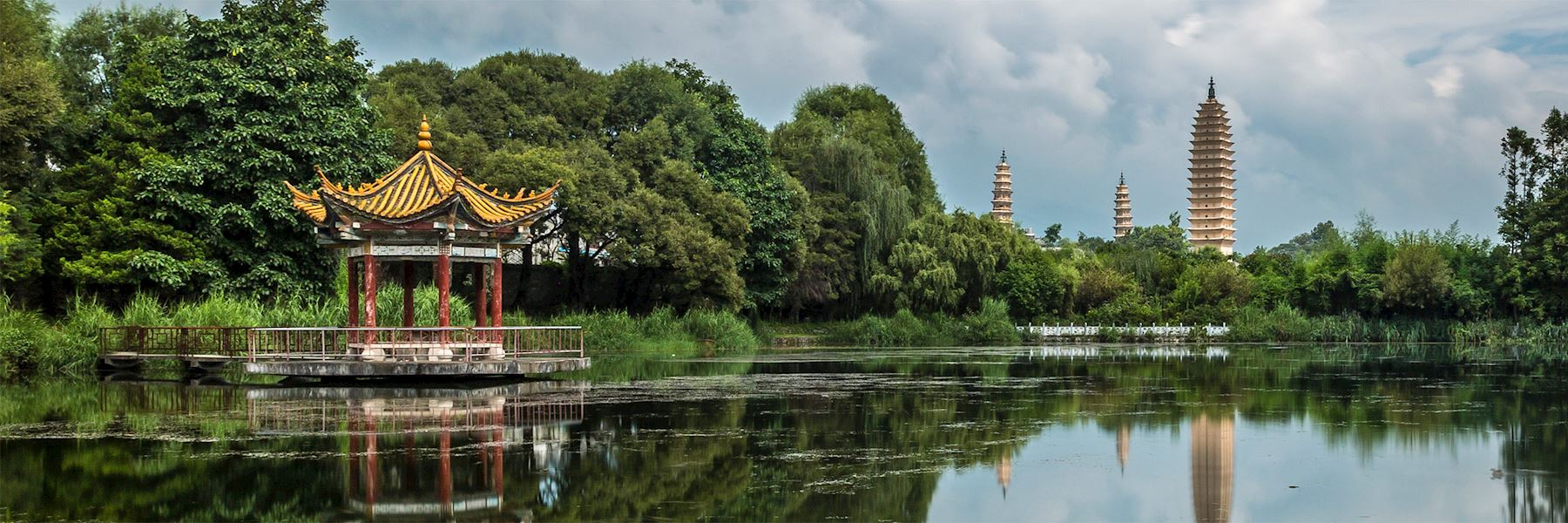 Visit Dali On A Trip To China Audley Travel