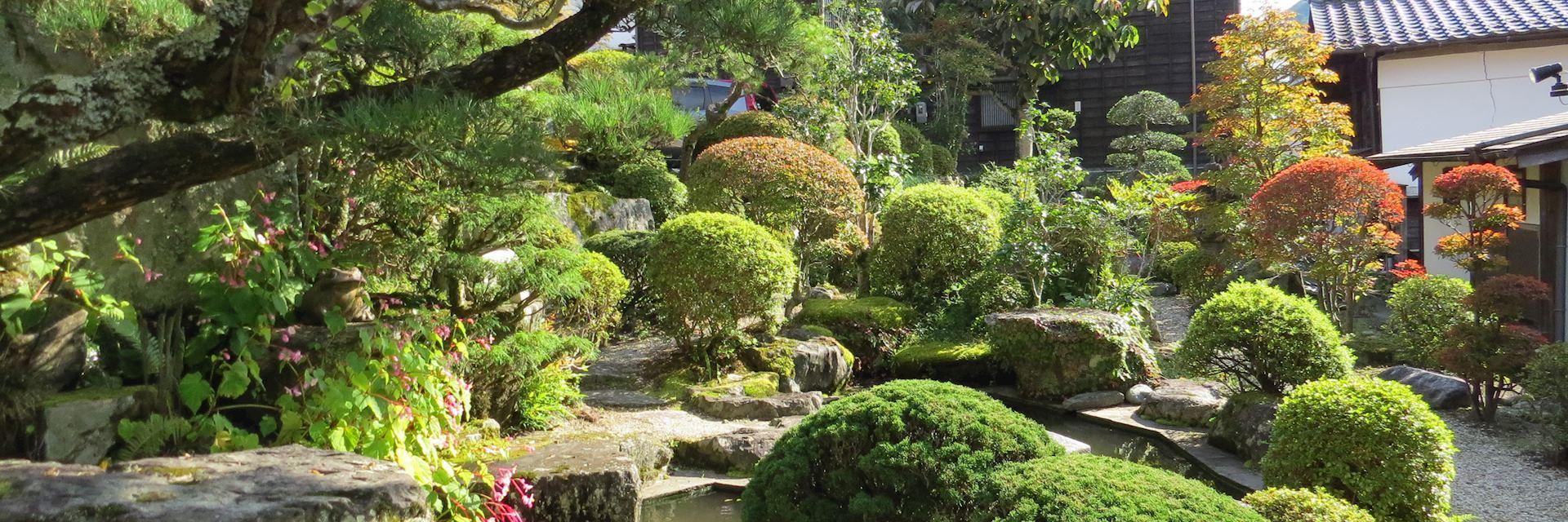 Fujioto Ryokan, Tsumago