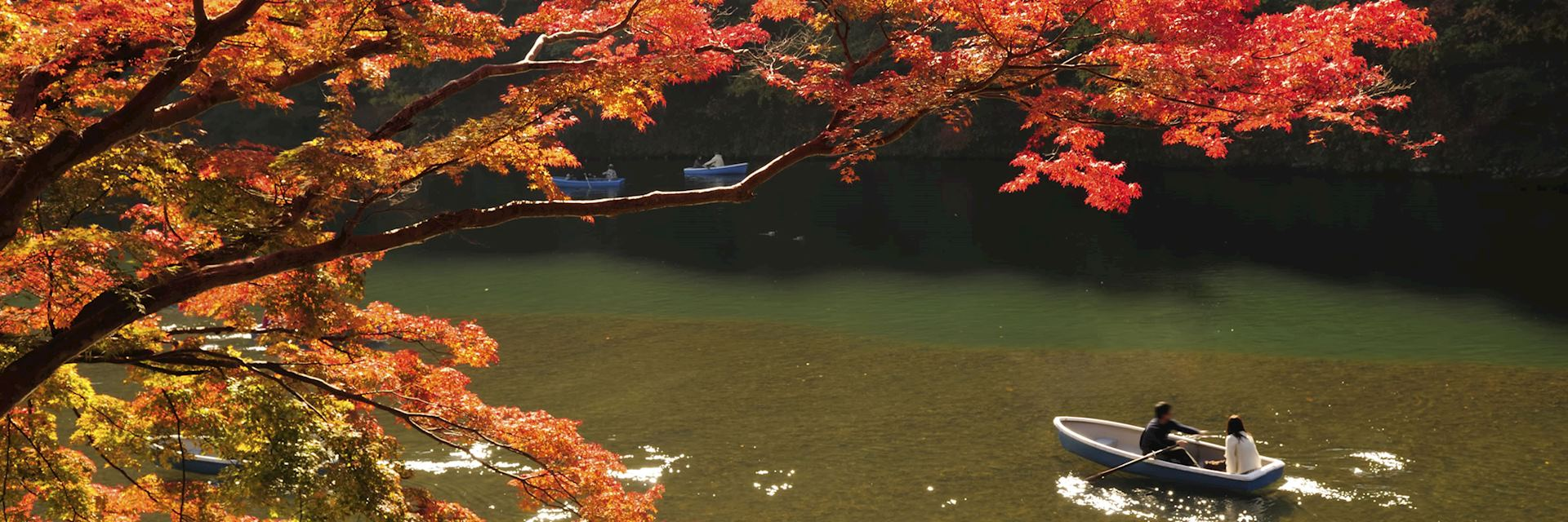 Autumn in Kyoto