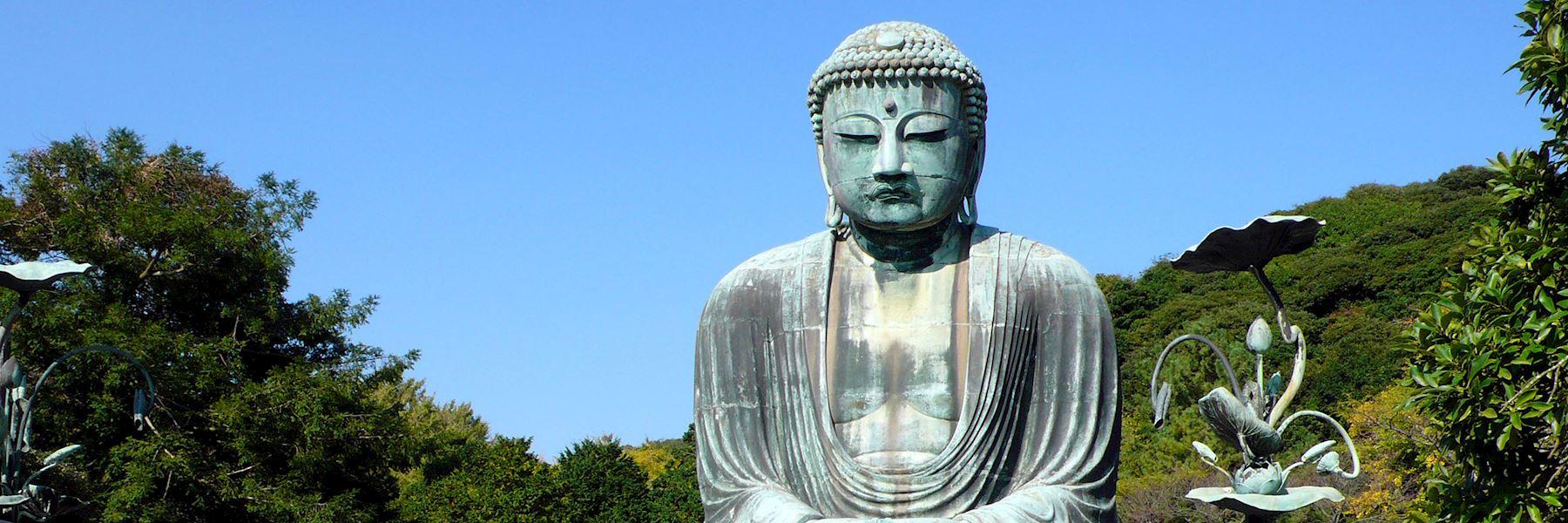 Visit Kamakura, Japan