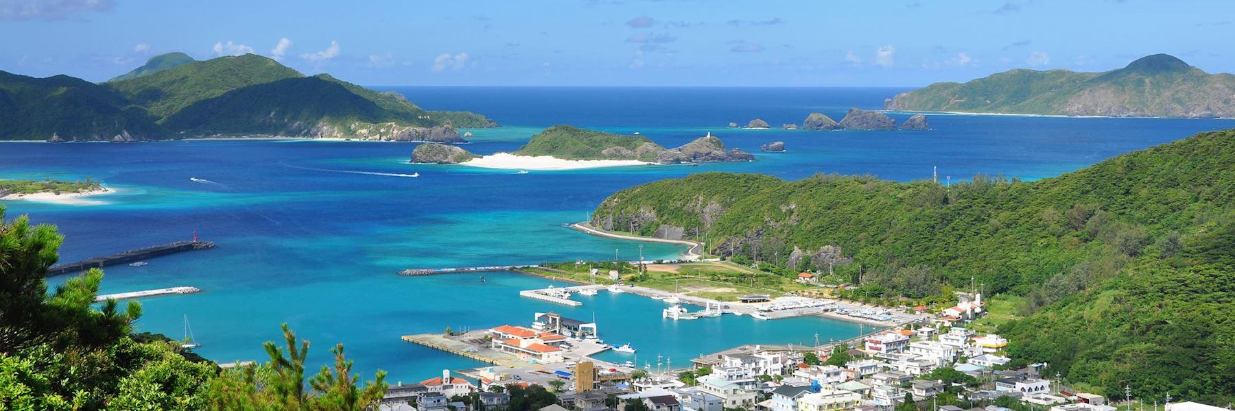 Visit Zamami Island, Japan
