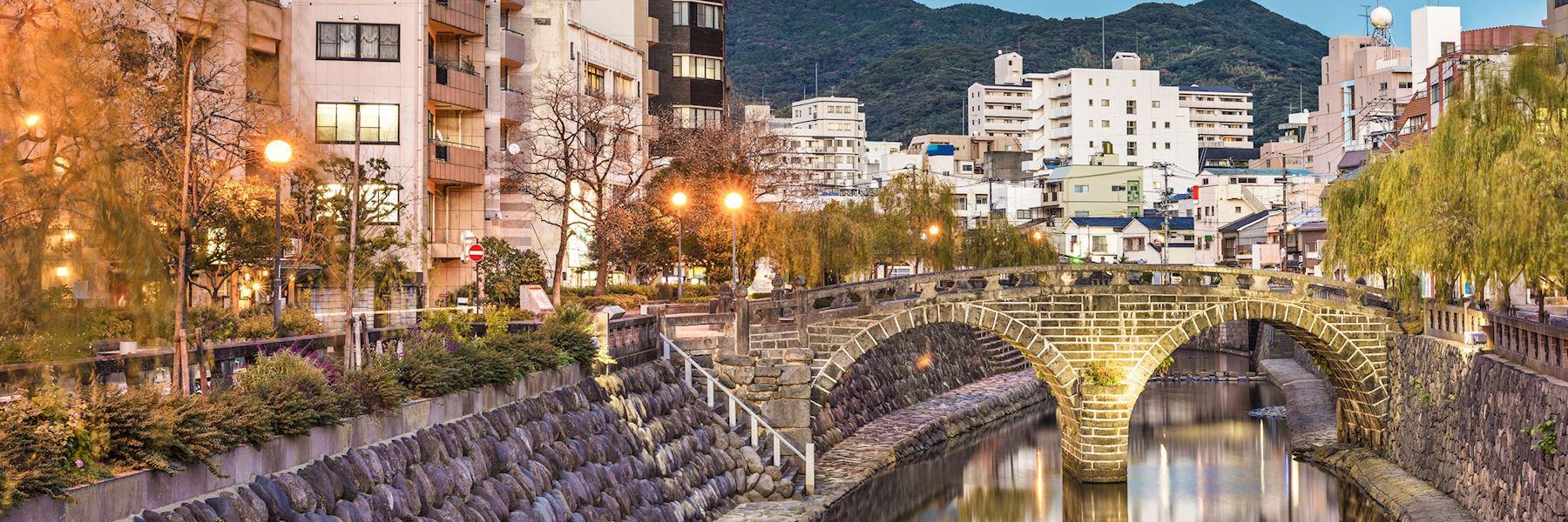 Visit Nagasaki, Japan