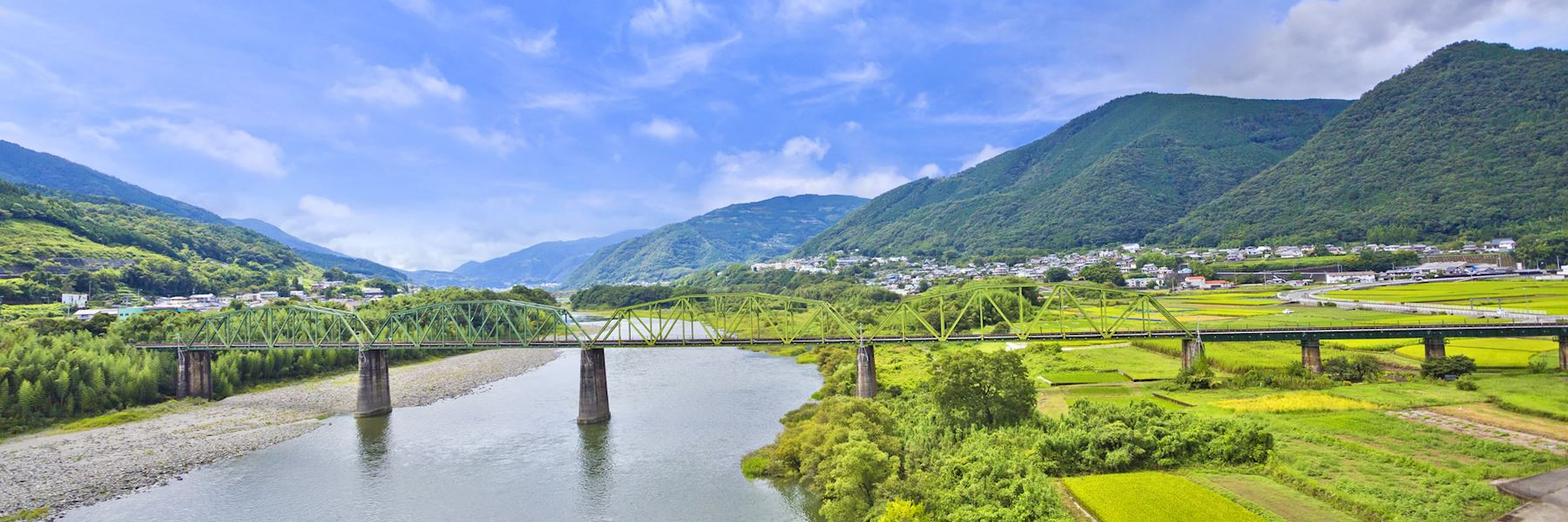 Visit Iya Valley, Japan