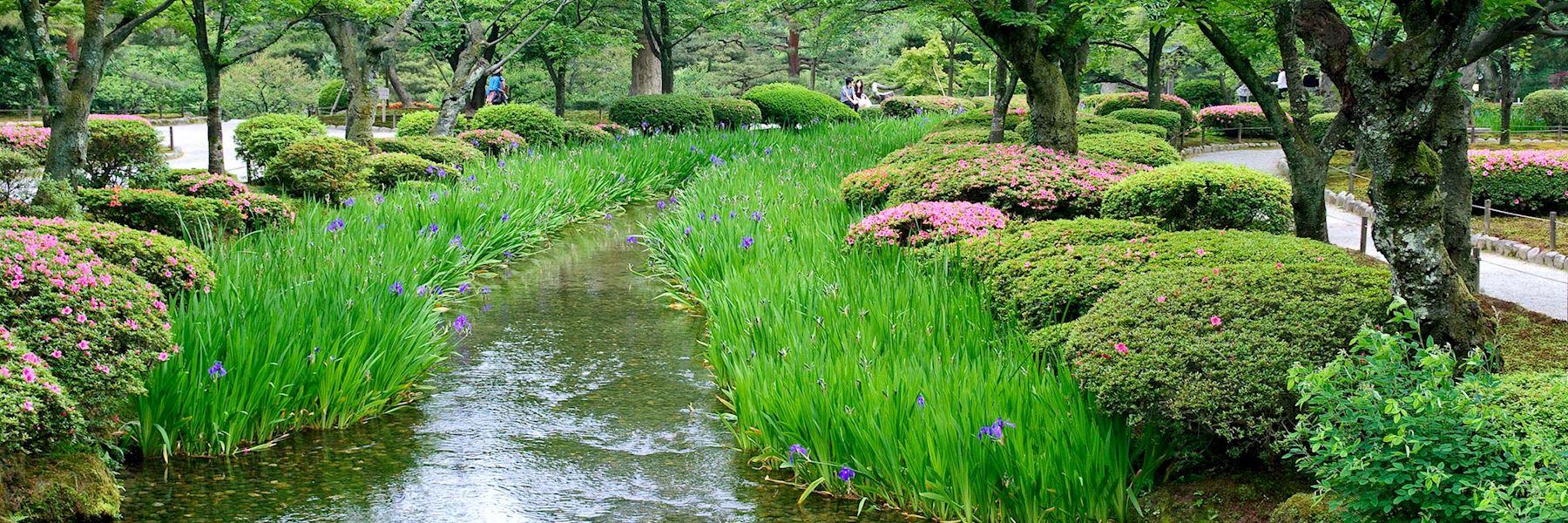 Visit Kanazawa, Japan