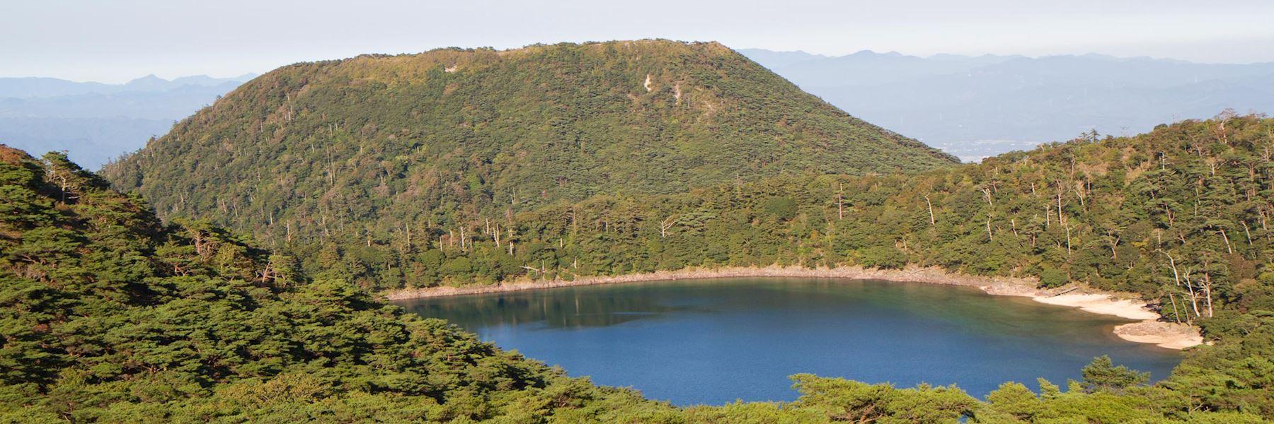 Visit Kirishima National Park, Japan