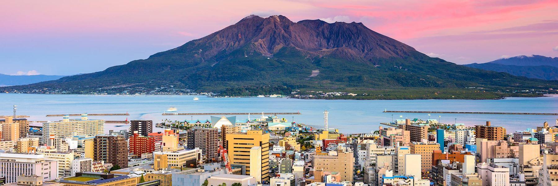 Visit Kagoshima, Japan