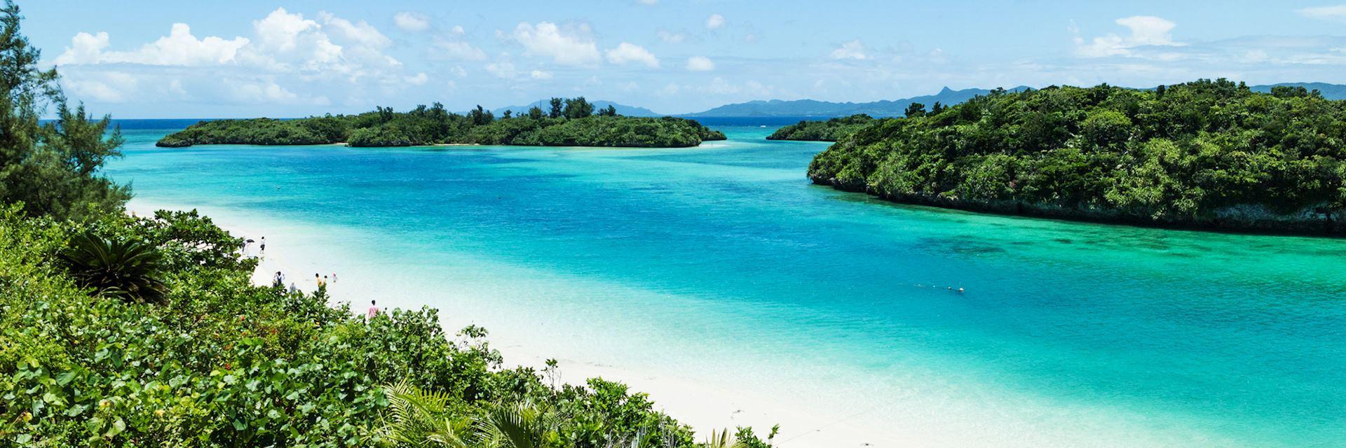 Okinawa archipelago