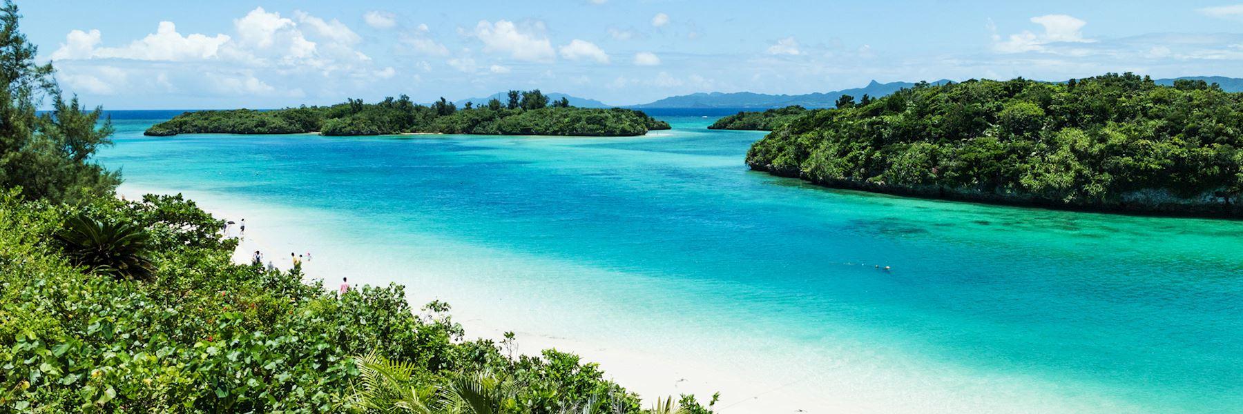 Visit Okinawa, Japan