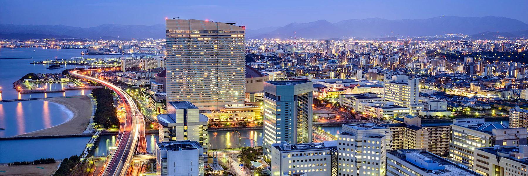 Visit Fukuoka, Japan