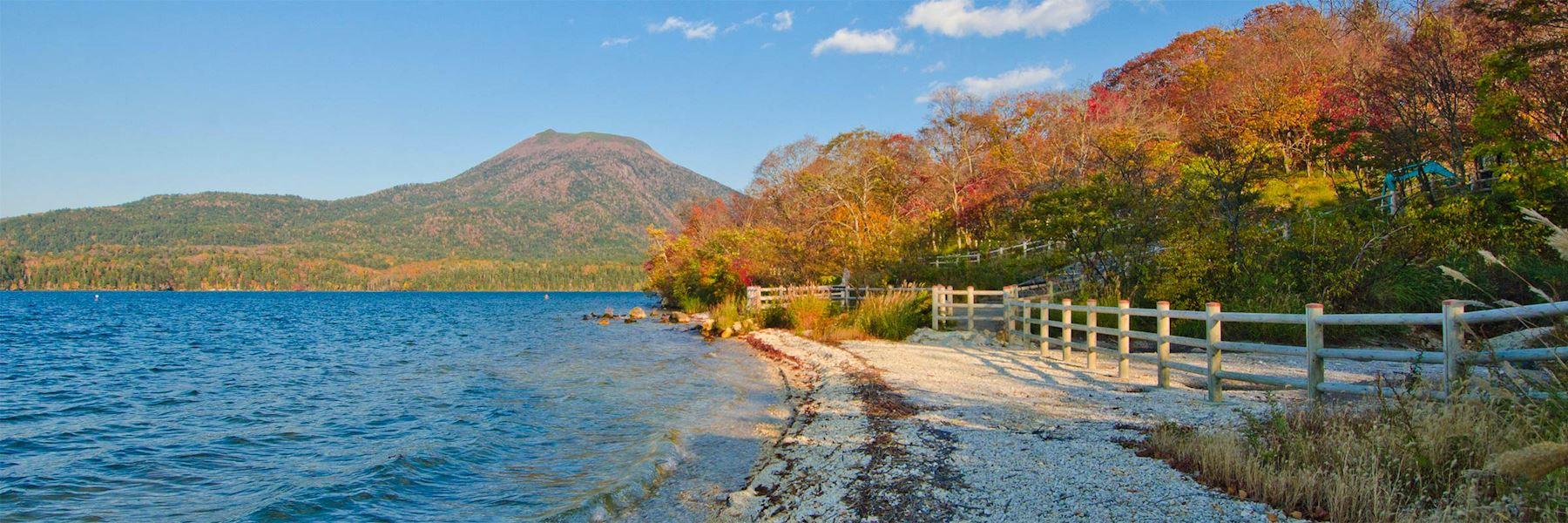 Visit Akan-ko National Park, Japan