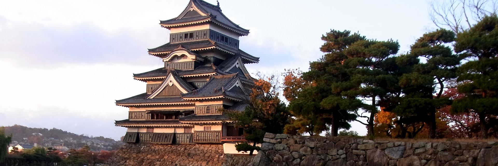 Matsumoto Castle, Japanese Alps