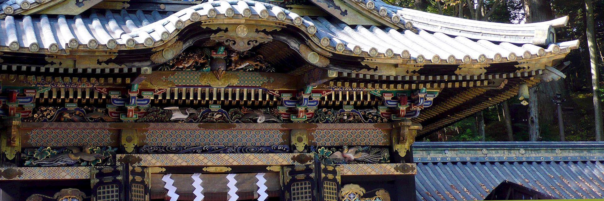 Toshogu Shrine, Nikko, Japan