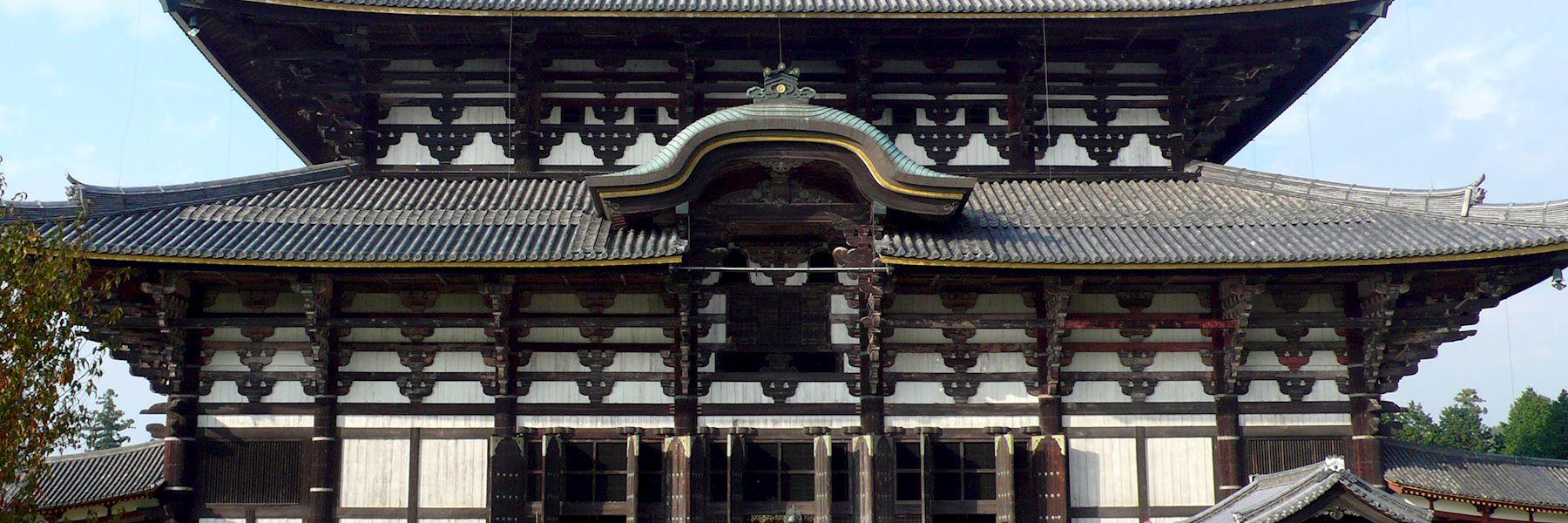 Visit Nara, Japan