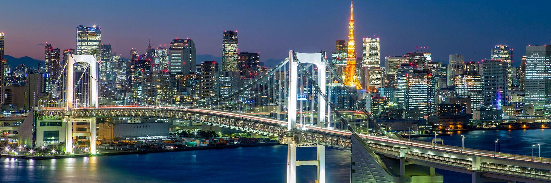 Tokyo Bay, Japan