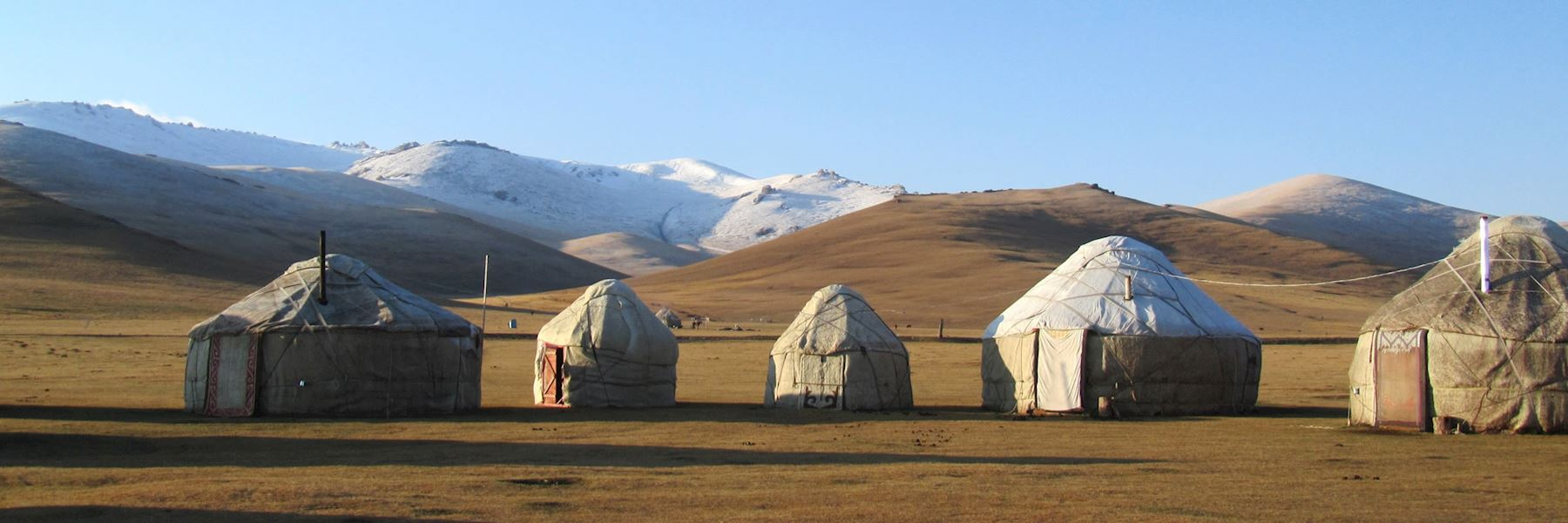 Accommodation in Kyrgyzstan