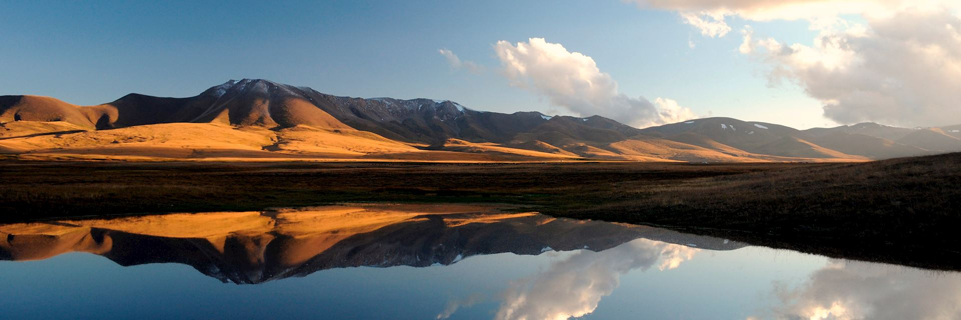 Song Kul in Kyrgystan