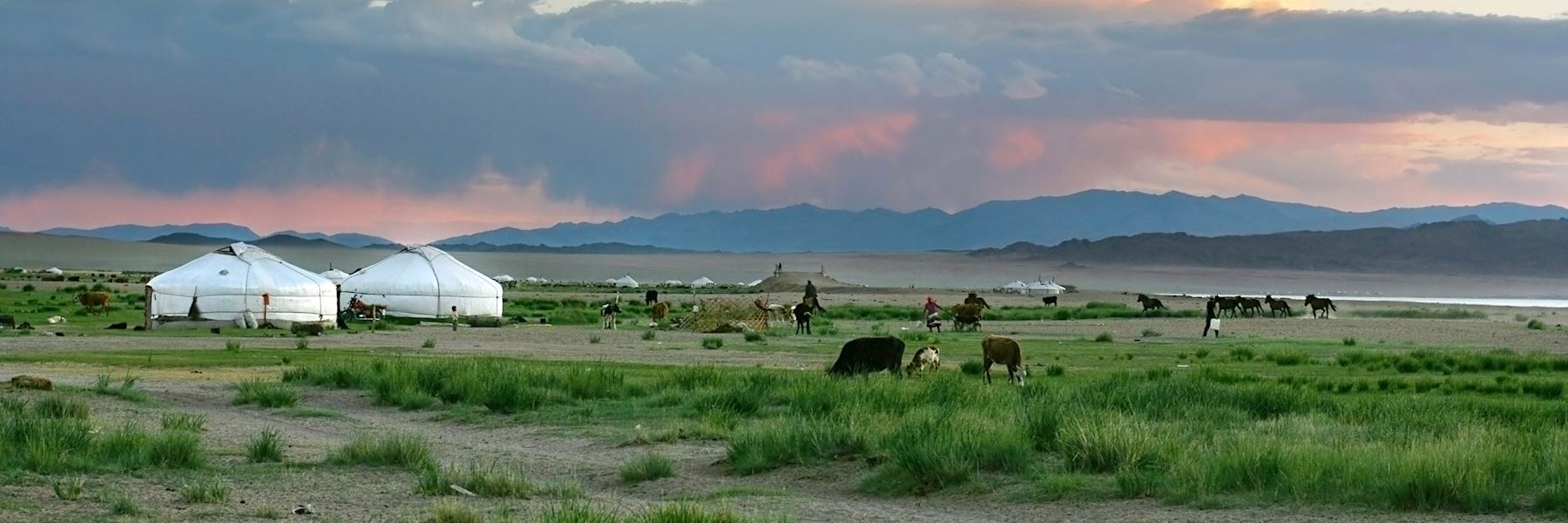 Mongolia travel guides