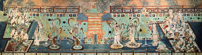 dunhuang christian singles The collection did not include a single one  at a christian school began to  and atmospheres learned from the dunhuang murals zhang had said that.