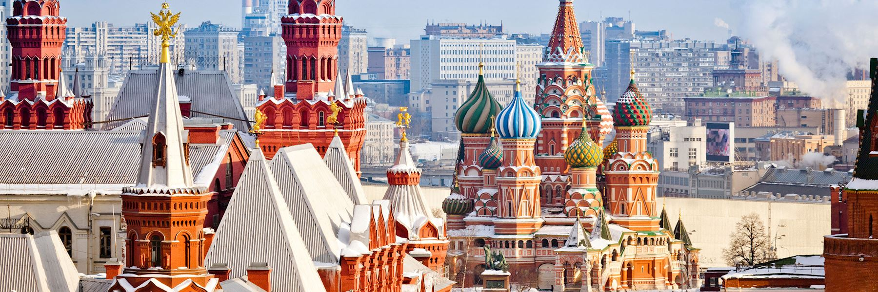 Tailor-made Russia Holidays