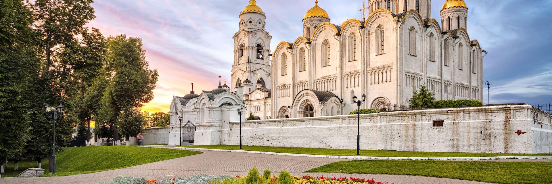 Uspenskiy cathedral, Vladimir