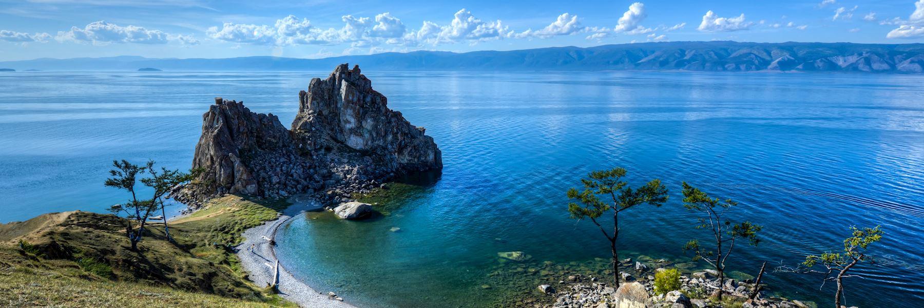 Visit Lake Baikal, Russia