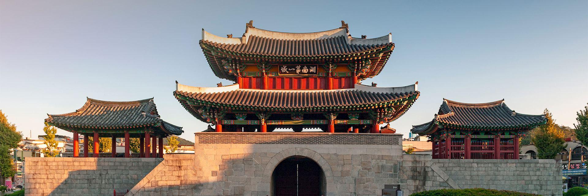 Pungnammu Gate, Jeonju