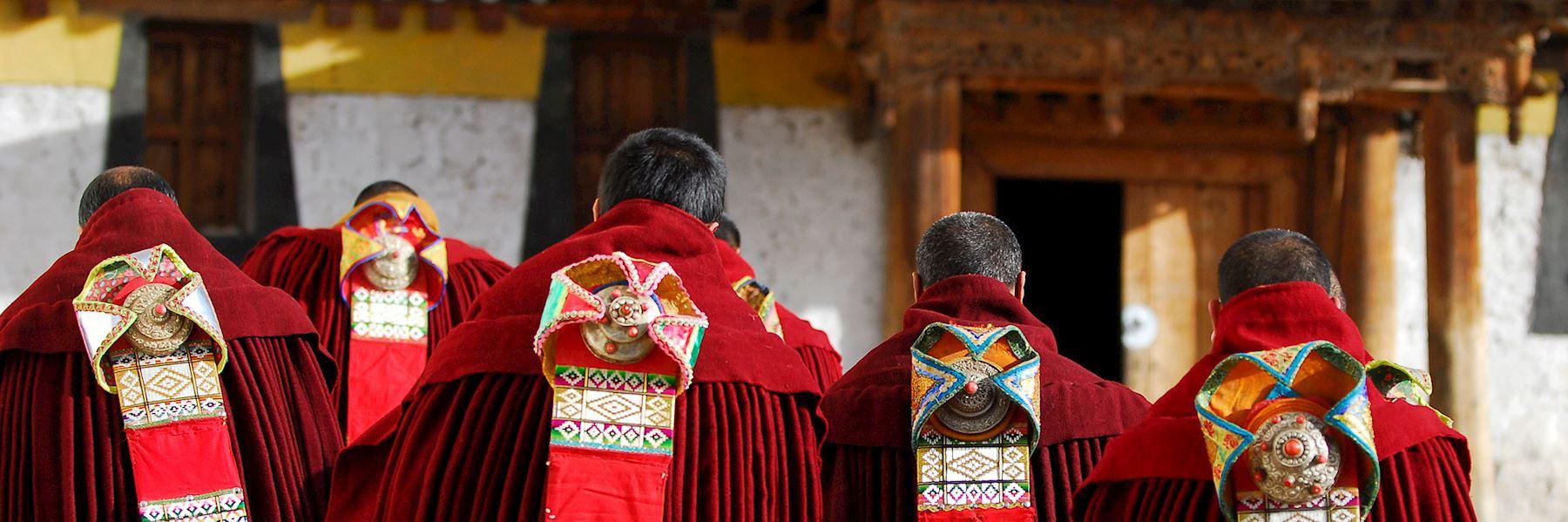 Tibet vacations