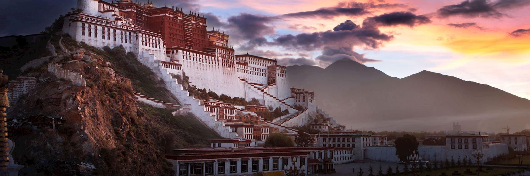 Visit Lhasa, Tibet
