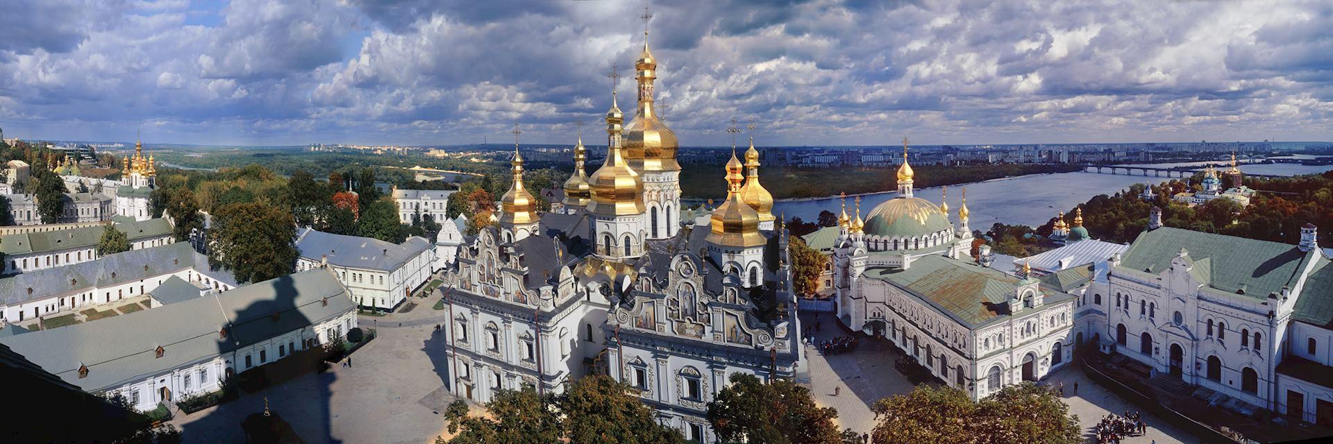 Kyiv-Pecherska Monastery in Kiev