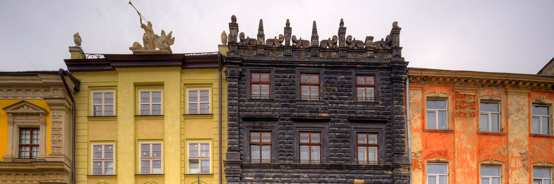 Architecture of Ivov