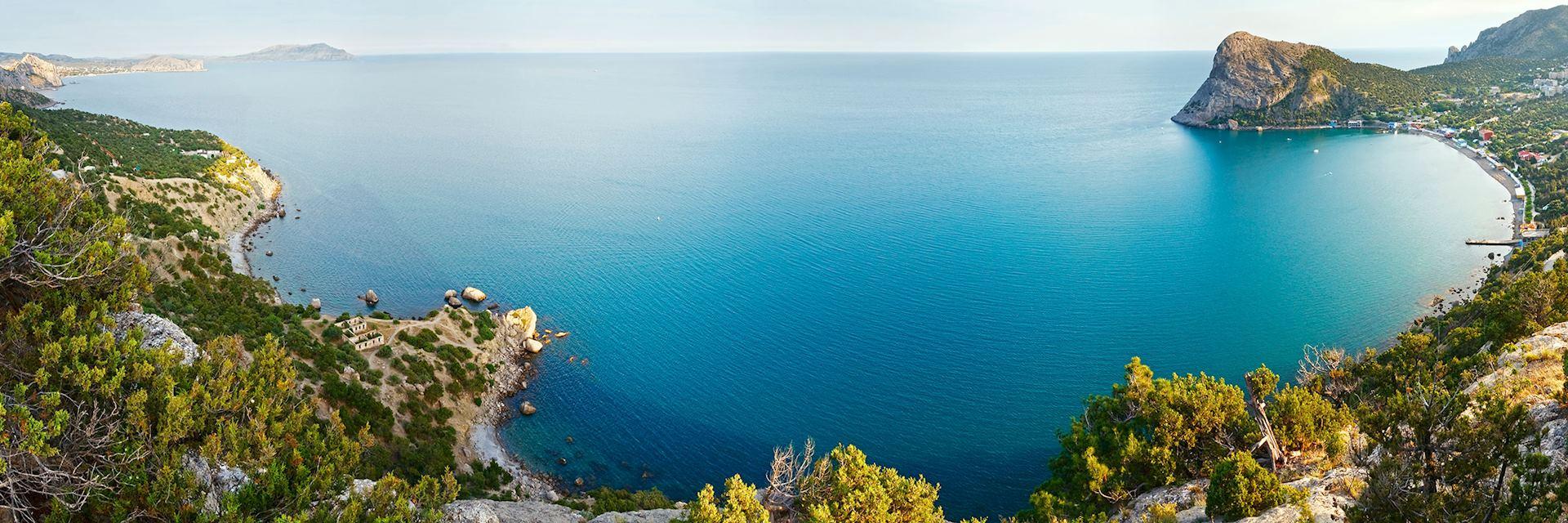 Summer in the Crimea
