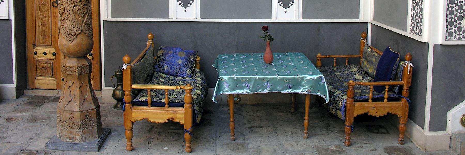 Accommodation in Uzbekistan