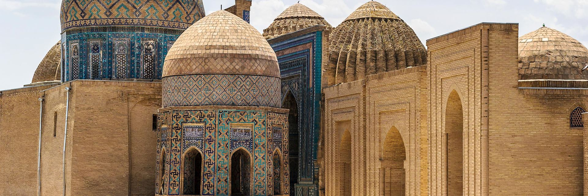 The Registan, Samarkand