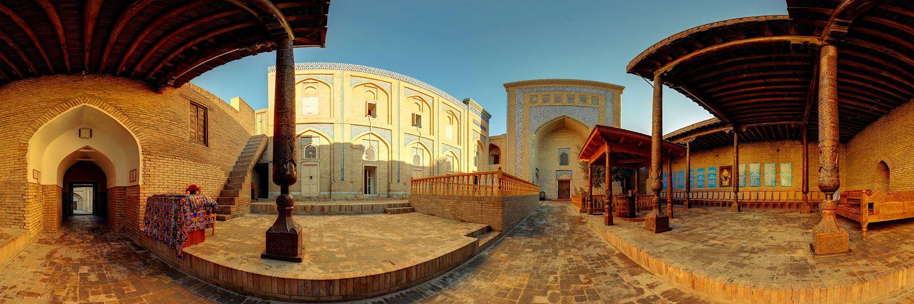 Uzbekistan holidays