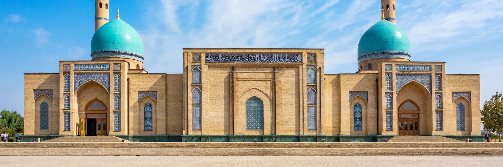 Hazrat Imam Mosque, Tashkent