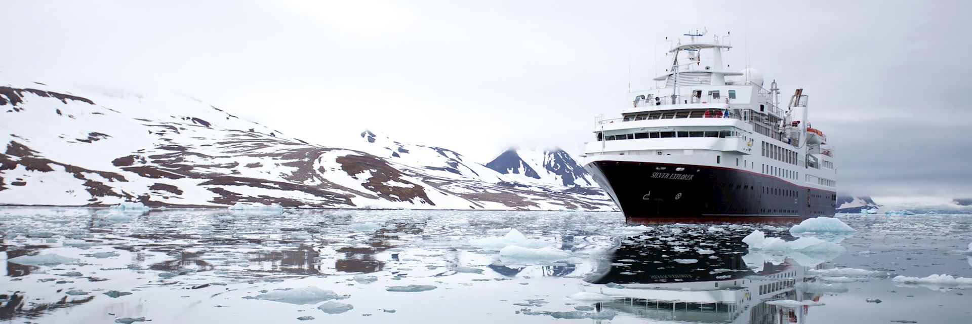 Silver Explorer in the Norwegian Arctic