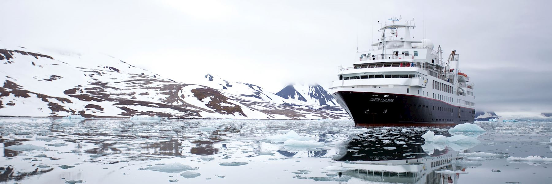 Accommodation in the Arctic