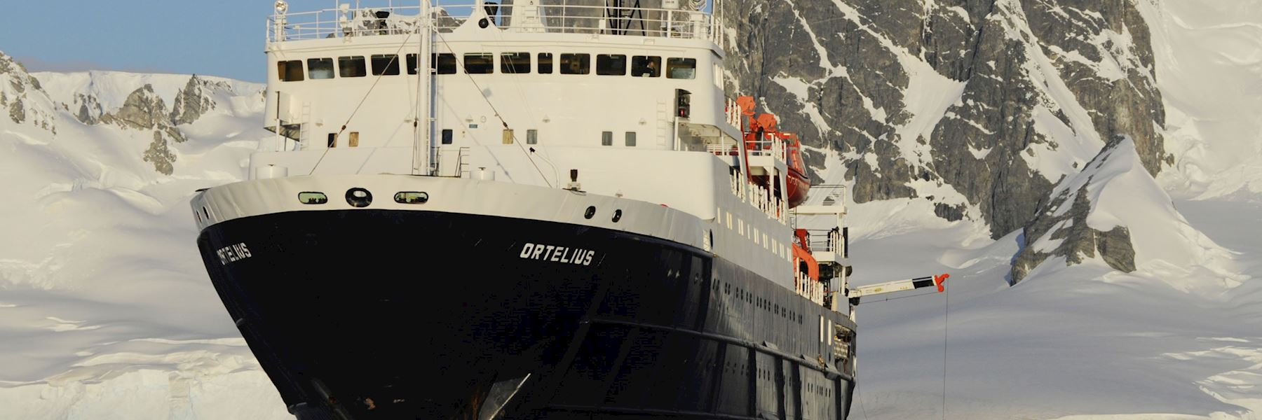 Cruise Ships in The Arctic: M/V Ortelius