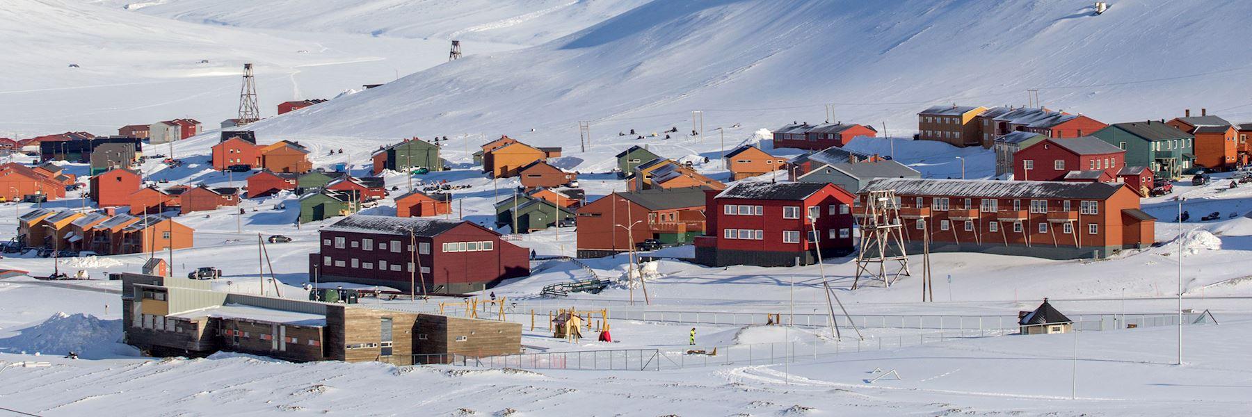 Visit Longyearbyen, Arctic