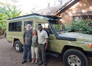 clients in Tanzania