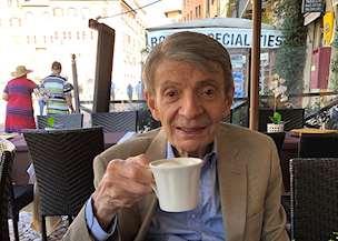 Tony in Italy
