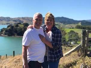 Tom and Sandra Hanna
