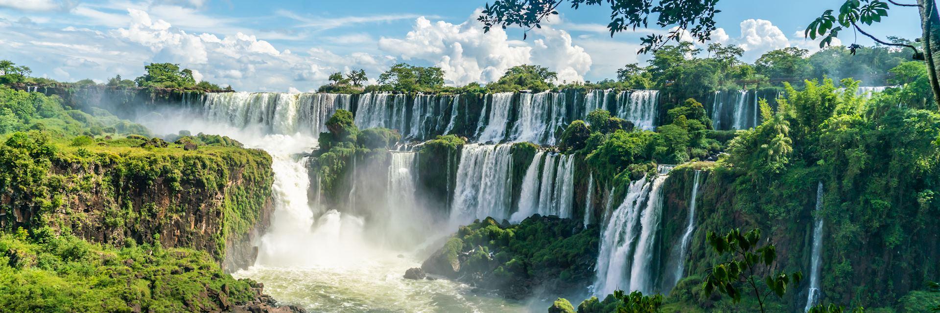 Iguazú Falls, Argentinian National Park