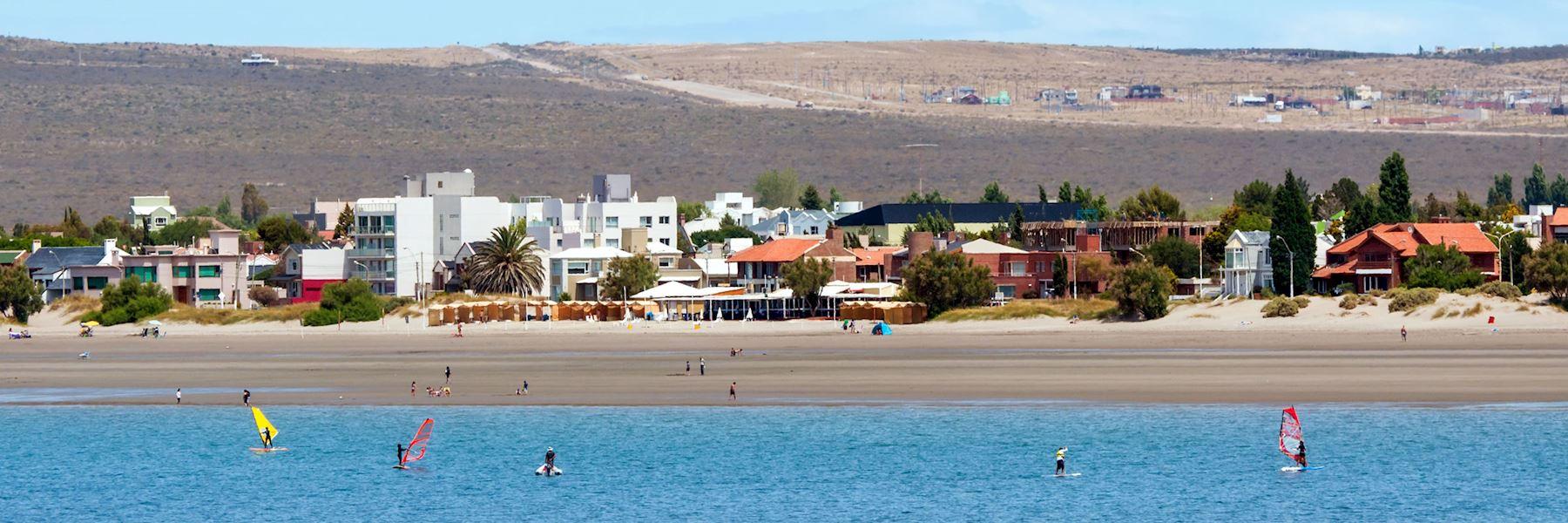 Visit Puerto Madryn, Argentina