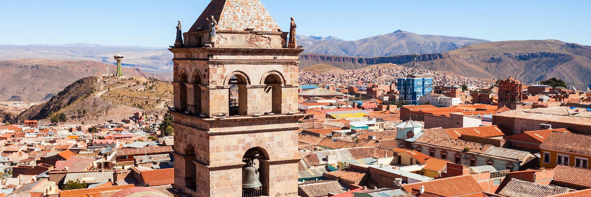 Potosí skyline