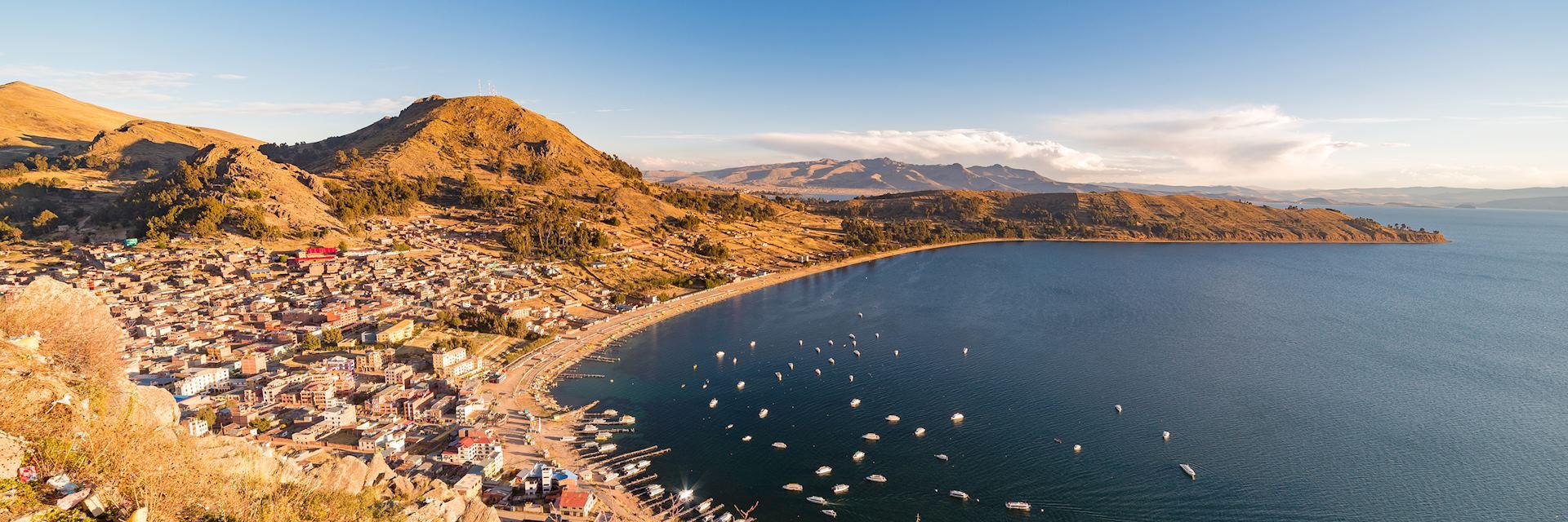 Sun Island, Lake Titicaca