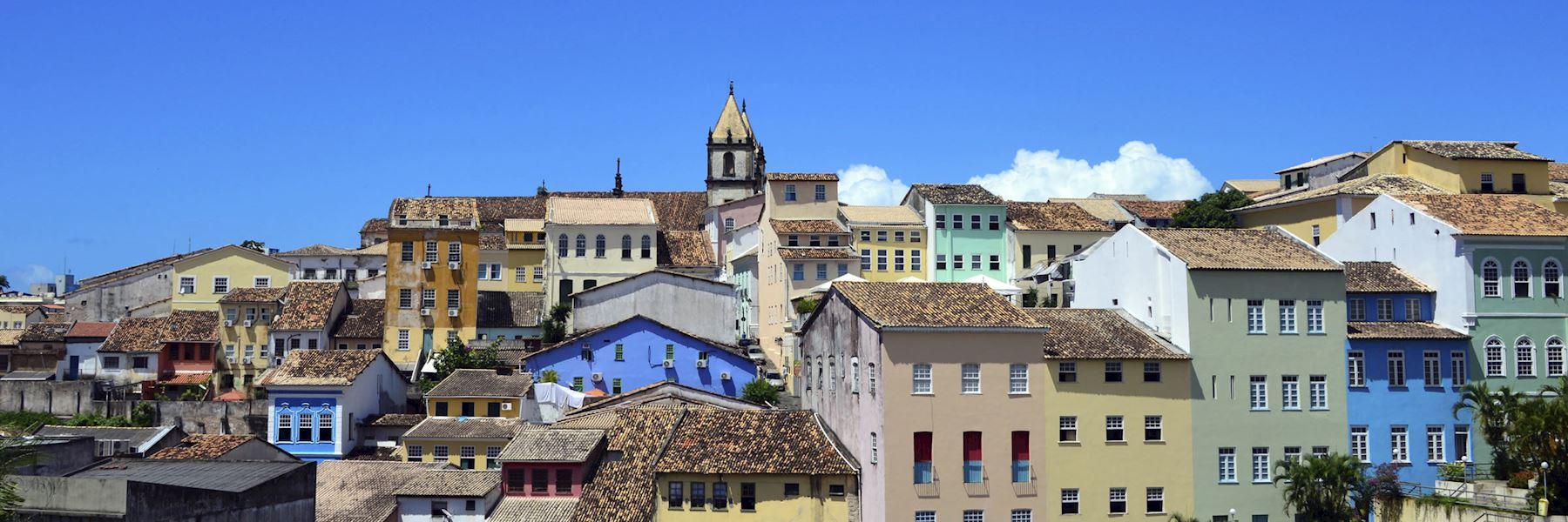 Visit Salvador, Brazil