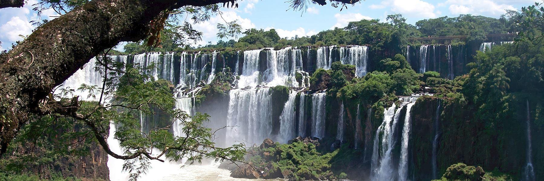 Visit Iguaçu Falls, Brazil