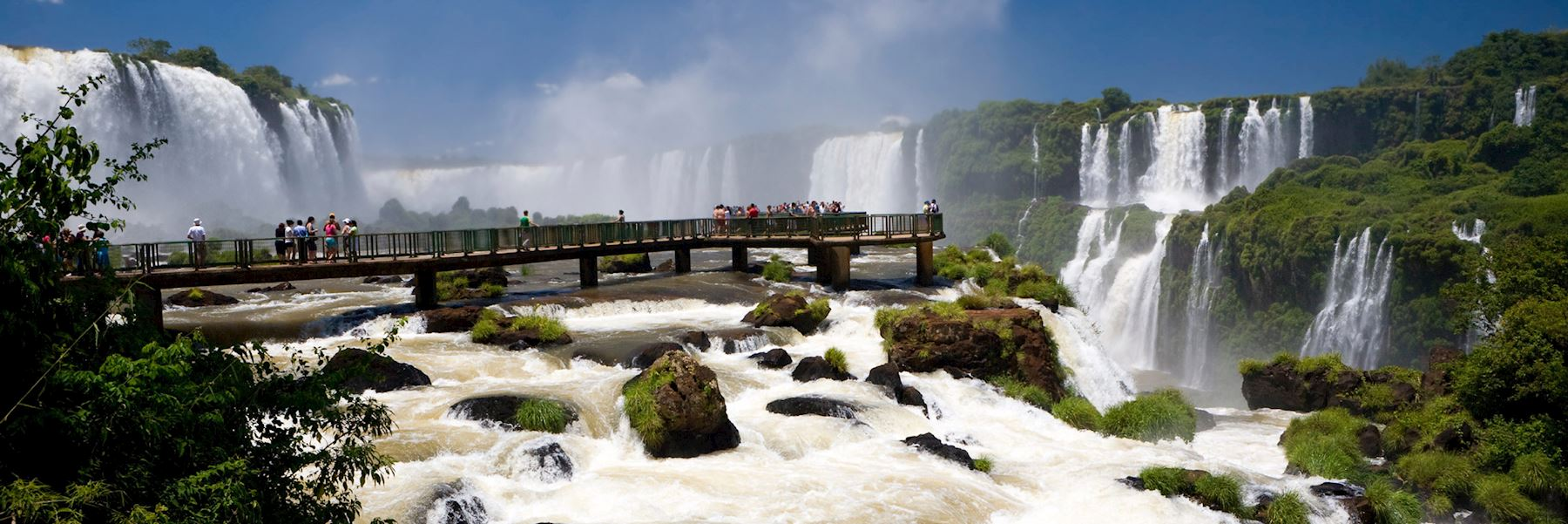 Experts in tailor-made holidays to South America